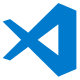 Visual Studio Code logo